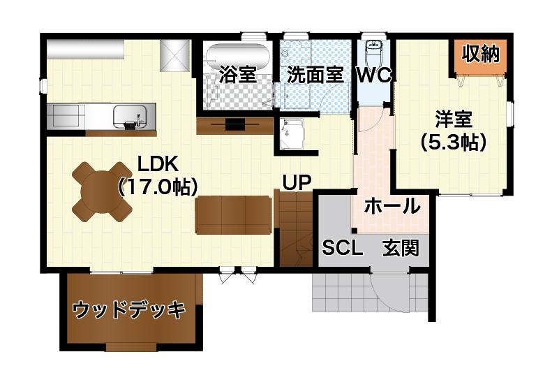 1F Floor