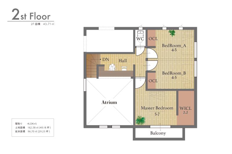 2F Floor